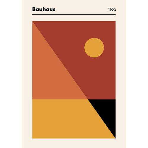 Photocircle Bauhaus Ausstellung 1923 - Poster Von Bauhaus Collection  59 x 42 cm