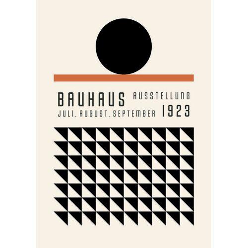 Photocircle Bauhaus Austellung Weimar - Poster Von Bauhaus Collection  59 x 42 cm