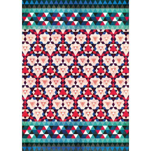 Photocircle Bohemian Moroccan Mosaic - Poster Von Pia Kolle mosaic 84 x 59 cm