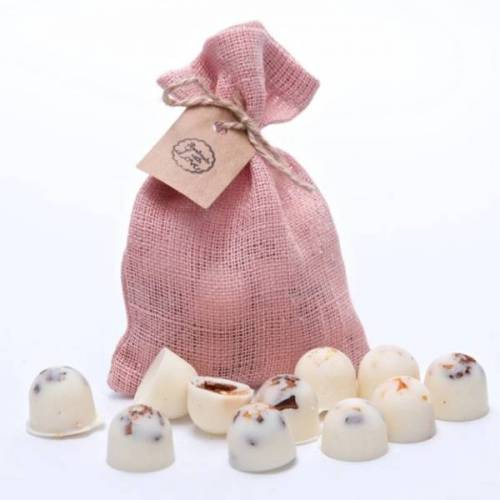 Beauty Scents Set Aus 10 Sojawachs-melts Für Duftlampen