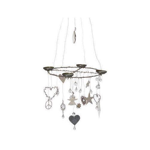 Just Be Perlenkranz Kristall - Weiß weiß