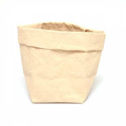 Uashmama Paper Bag M bone