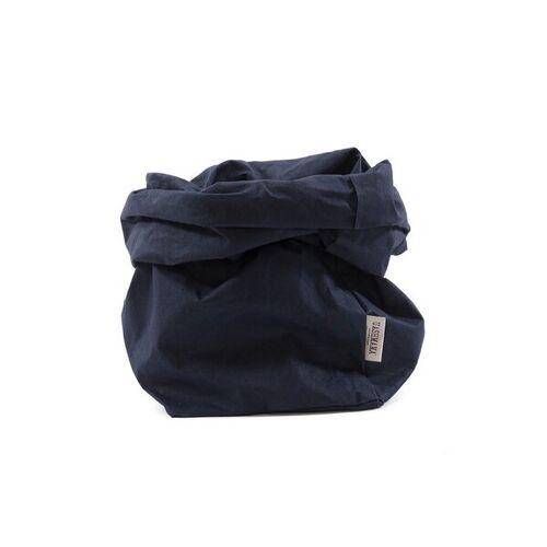 Uashmama Paper Bag Xl blau