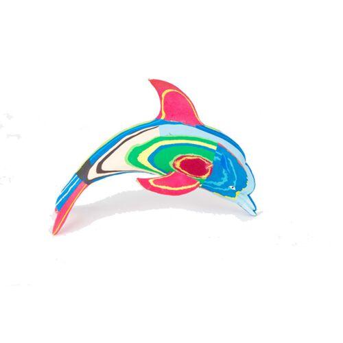 Ocean Sole Tierfigur Delfin Aus Flipflops  M