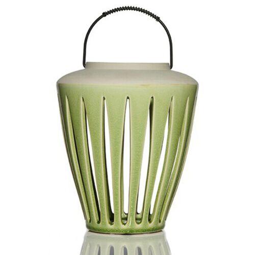 Mitienda Shop Laterne Aus Keramik Hoch