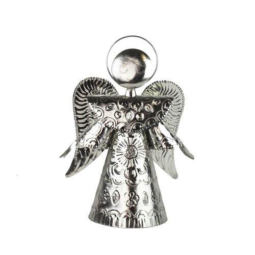 Mitienda Shop Engel Silber, Schutzengel silber XL