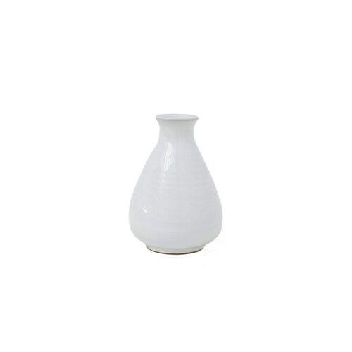 STUDIO JUX Vase Aus Keramik - Weiß weiß