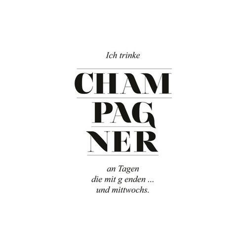 Photocircle Champagner - Poster Von Christina Ernst champagner 40 x 30 cm