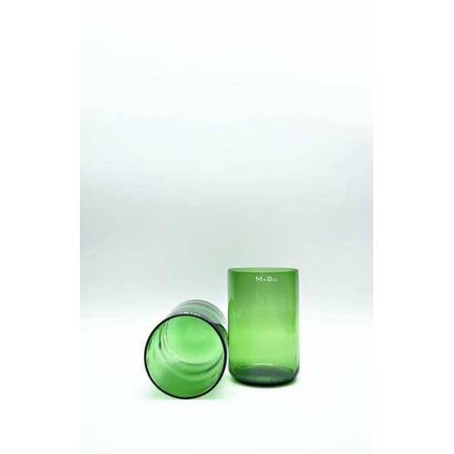 MaBe Vase Aus Der 1l Weinflasche