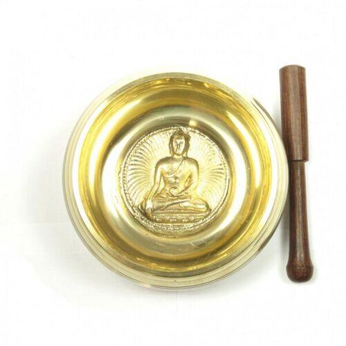 Just Be Klangschale Set Buddha