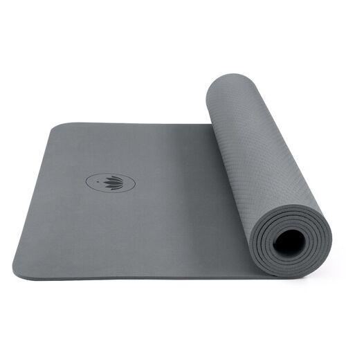Lotuscrafts Yogamatte Thrive grau