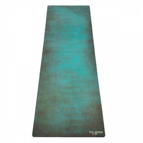 Yoga Design Lab Combo Mat aegean green