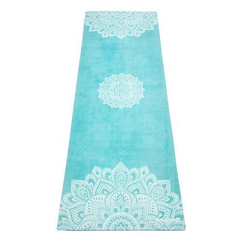 Yoga Design Lab Travel Mat 1.5 Mm mandala turquoise