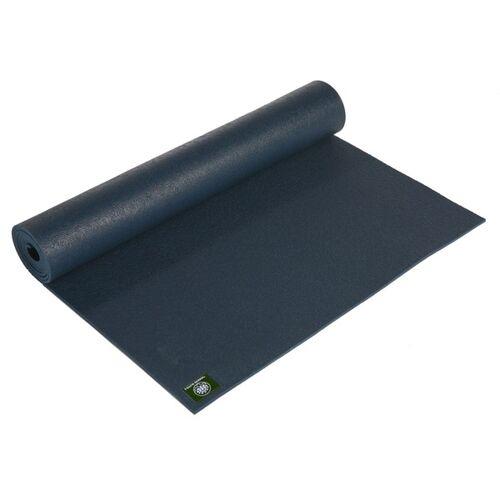 Lotus Design® Yogamatte Studio Premium 4,5 Mm Oekotex Extra Lang blau