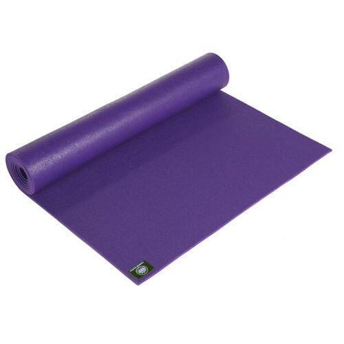 Lotus Design® Yogamatte Studio Premium 4,5 Mm Oekotex Extra Lang lila