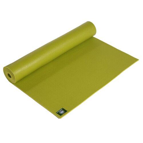 Lotus Design® Yogamatte Studio Premium 4,5 Mm Oekotex Extra Lang grün