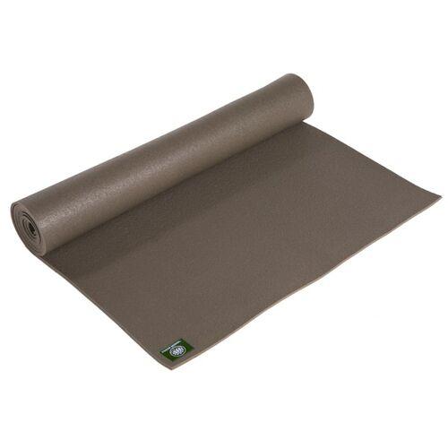 Lotus Design® Yogamatte Für Kinder Premium 4,5 Mm Oekotex braun