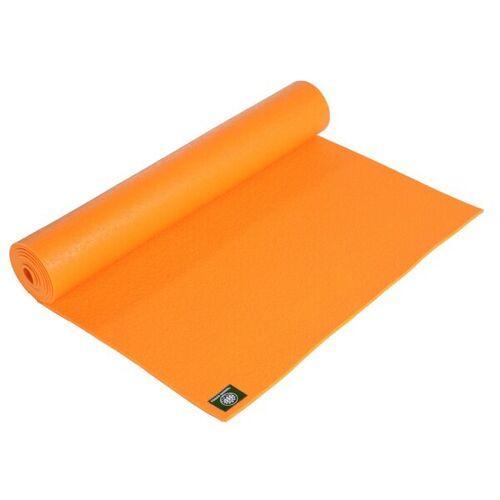 Lotus Design® Yogamatte Für Kinder Premium 4,5 Mm Oekotex orange