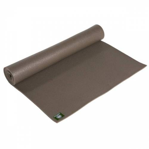 Lotus Design® Yogamatte Für Kinder Standard 3 Mm Oekotex braun