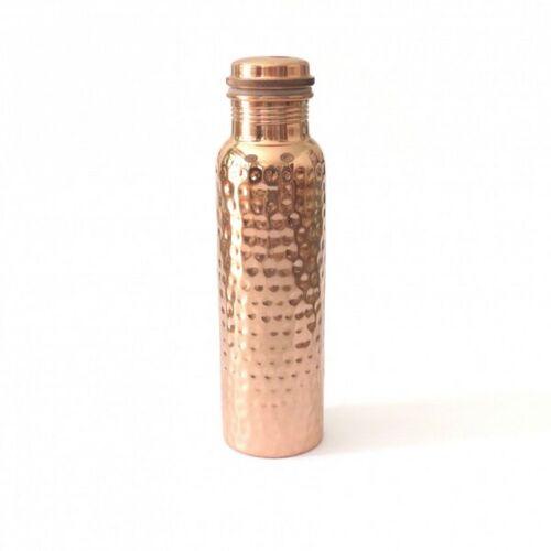 Just Be Kupferflasche Gehämmert  900 ml