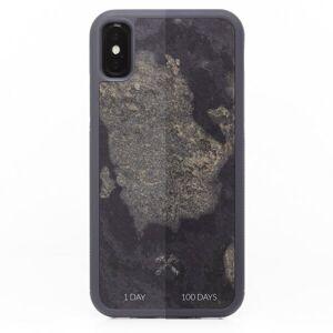 Woodcessories Ecocase - Stone Edition Iphone Schutz Hülle Aus Stein & Schiefer camo gray