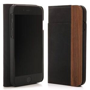 Woodcessories Iphone Hülle Ecowallet Klapphülle - Aus Holz Und Veganem Leder  iphone xs max