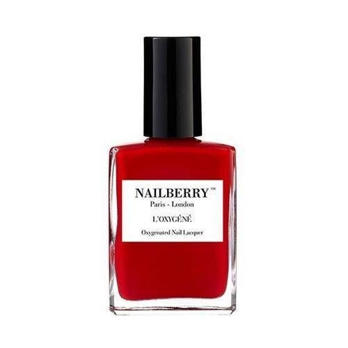 Nailberry Nagellack Vegan & Tierversuchfrei rouge