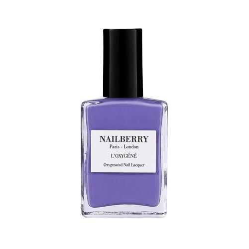Nailberry Nagellack Vegan & Tierversuchfrei blue bell