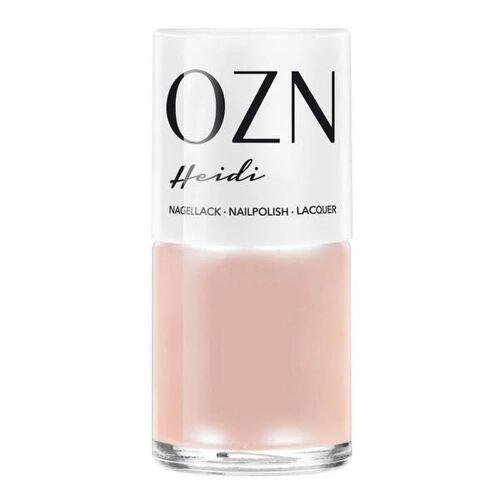 OZN Metallic Töne, 7-free Nagellack heidi