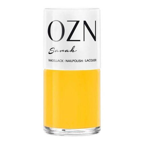 OZN Sommer Farben, 7-free Nagellack sarah