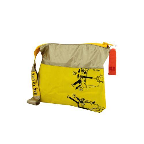 Bag to Life Amenity Kit (Gold) gold