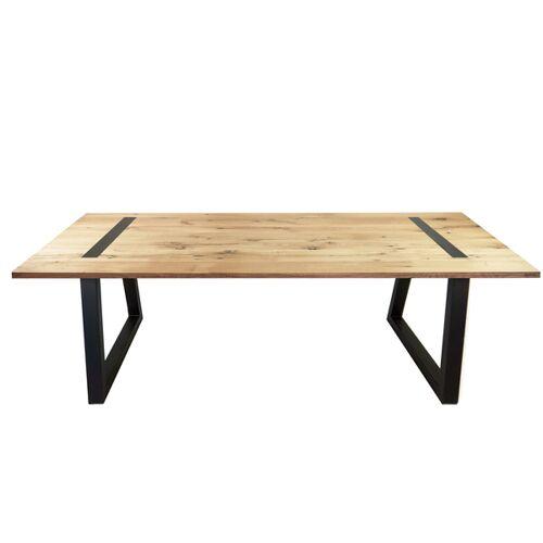 Tolhuijs Design Tisch Able Eichenbalken Upcycling  200x90