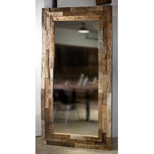 [old oak] Altholz Spiegel 180 x 60 x 4