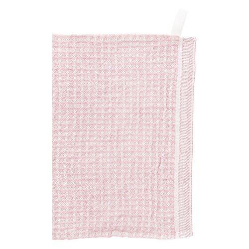 Lapuan Kankurit Maija Geschirrhandtuch rosa 25x32cm
