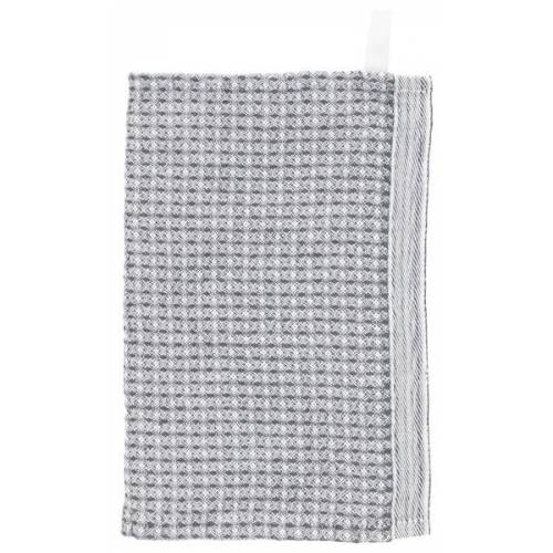 Lapuan Kankurit Maija Geschirrhandtuch grau 25x32cm