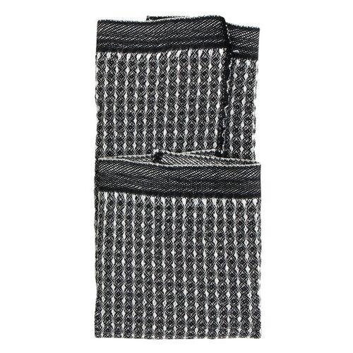 Lapuan Kankurit Maija Geschirrhandtuch schwarz 25x32cm