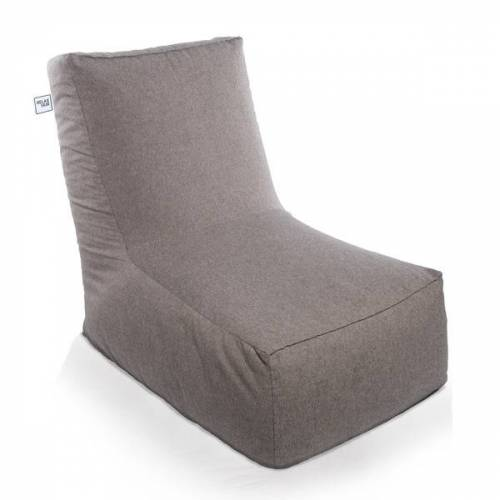 Relaxfair Relaxsessel, Lounge, Sitzsack grau