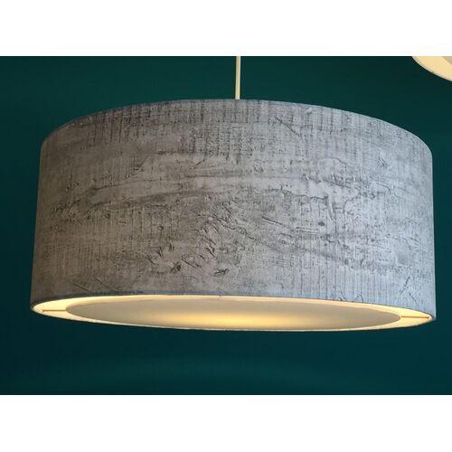 my lamp Hängeleuchte Flat Beton Grau grau L