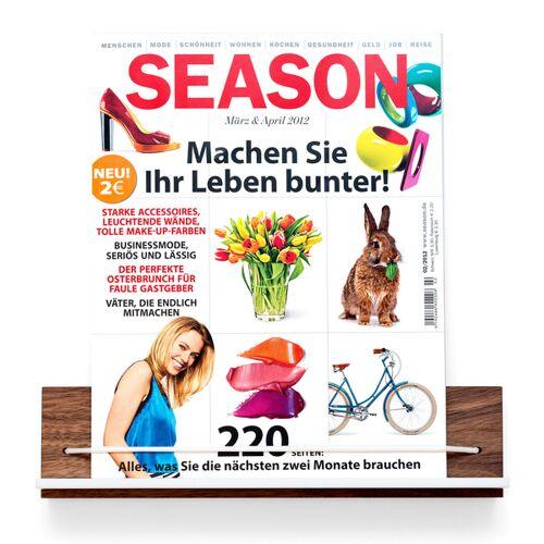 klotzaufklotz Zeitschriftenhalter