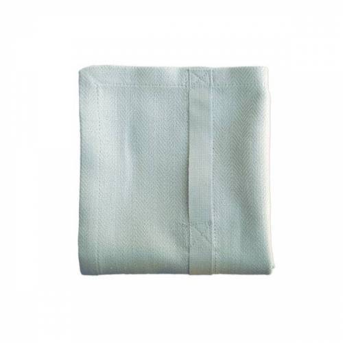 The Organic Company Geschirrhandtuch - Kitchen Towel eisblau
