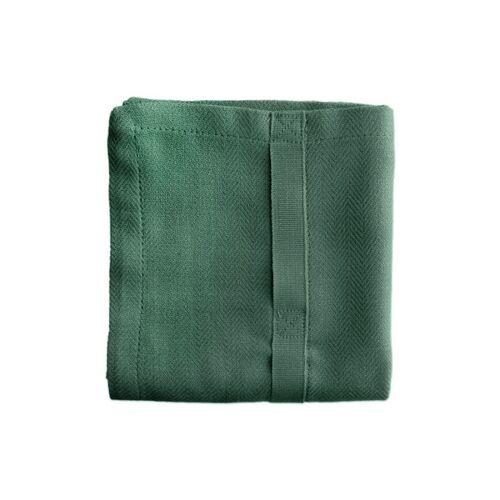 The Organic Company Geschirrhandtuch - Kitchen Towel grün (dark green)
