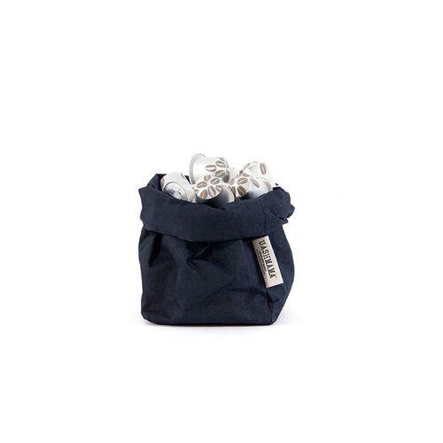 Uashmama Paper Bag S blau