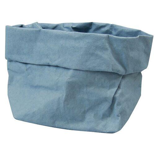 Uashmama Paper Bag M indaco
