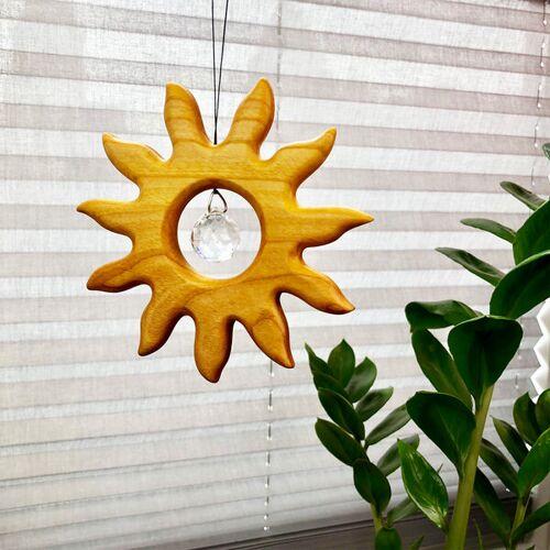 Mitienda Shop Fensterdeko Sonne Mit Kristall sonne klein