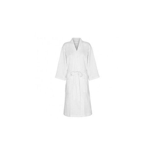 CARE BY ME Kimono Linea white 1