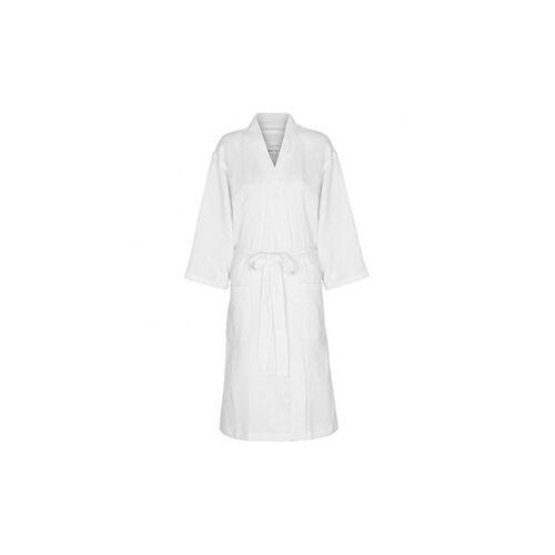 CARE BY ME Kimono Linea white 2