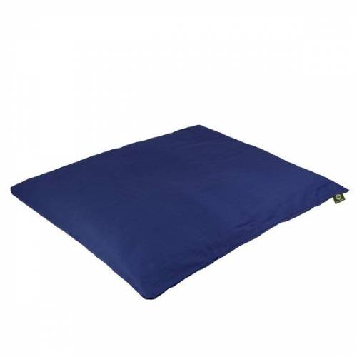 Lotus Design Meditationsmatte Zabuton Lotus Design® blau