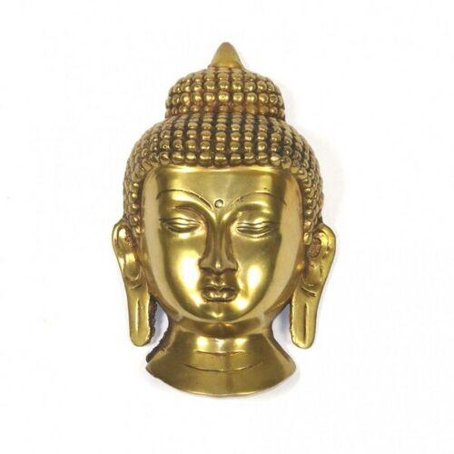Just Be Buddha Maske Poliert