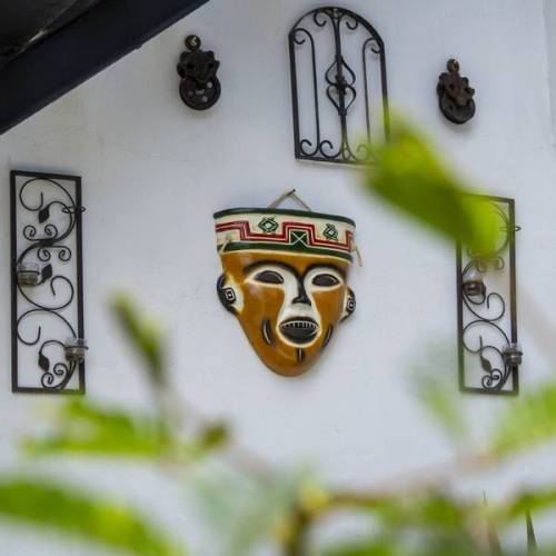 Mitienda Shop Wanddeko Mask Mexiko