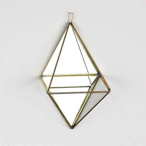 Mitienda Shop Geometrisches Terrarium Spiegel